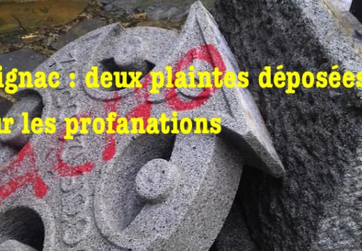 Scrignac : plaintes déposées pour les profanations d'une tombe et d'une chapelle