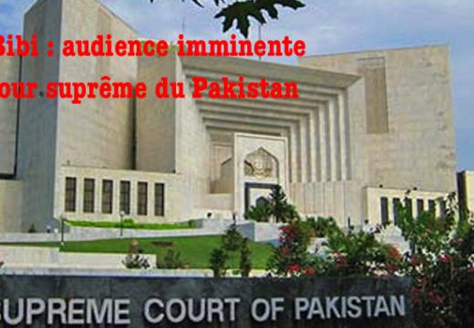 Asia Bibi : la Cour suprême va entendre son appel…