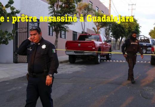Mexique : un autre prêtre assassiné…