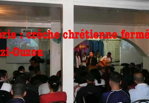 Algérie : crèche chrétienne administrativement fermée à Tizi-Ouzou