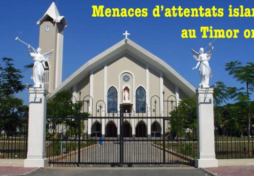 Menaces d'attentats islamistes au Timor oriental