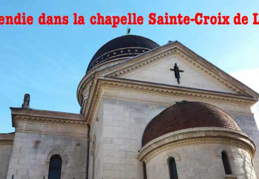 Lyon : incendie criminel confirmé mais… pas à Saint-Pothin