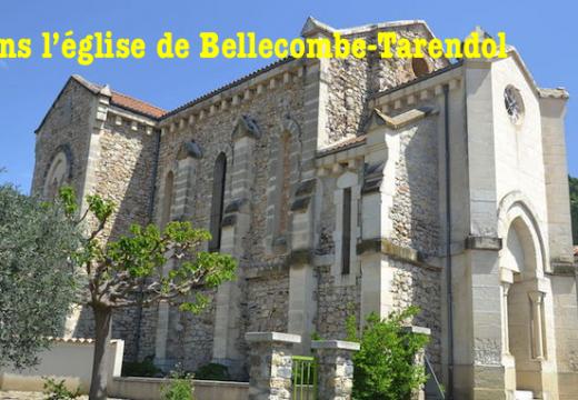 Vol dans une église de Bellecombe-Tarendol, Drôme