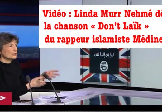Lina Murr Nehmé décrypte la chanson « Don't Laïk » de Médine…