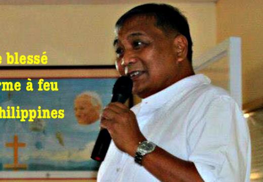 Encore un prêtre révolvérisé aux Philippines