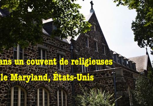 Vol dans un couvent de religieuses du Maryland