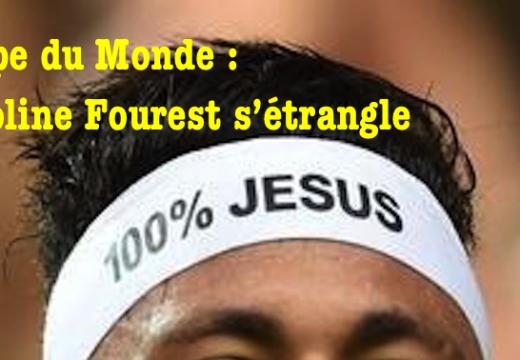 Coupe du monde : Caroline Fourest s'étrangle…