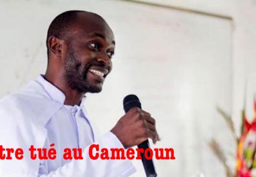 Prêtre catholique tué au Cameroun