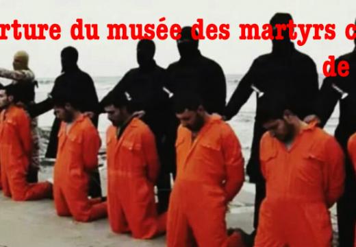 Égypte : ouverture du musée des martyrs coptes de Libye
