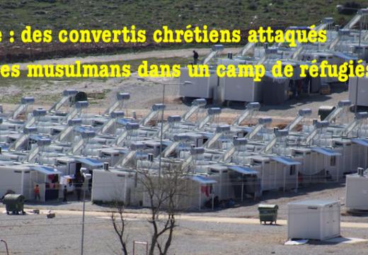 Grèce : des réfugiés chrétiens iraniens attaqués par des réfugiés musulmans