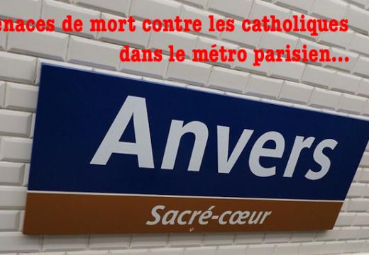 Paris : « Je suis musulman et je butte tous les cathos… »